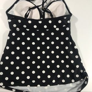Liz Lange Swim - Liz Lange maternity swimwear top size M